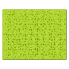 Line Green Rectangular Jigsaw Puzzl by Mariart