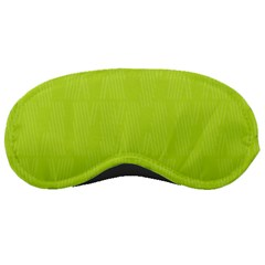 Line Green Sleeping Masks by Mariart