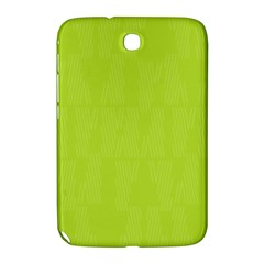 Line Green Samsung Galaxy Note 8 0 N5100 Hardshell Case  by Mariart
