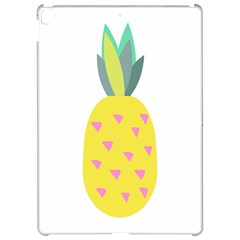 Pineapple Fruite Yellow Triangle Pink Apple Ipad Pro 12 9   Hardshell Case by Mariart