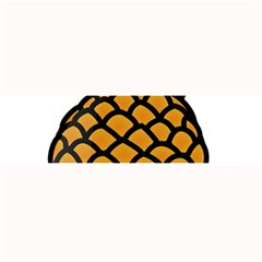 Pineapple Fruite Yellow Green Orange Large Bar Mats