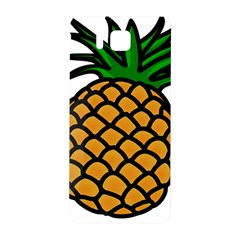 Pineapple Fruite Yellow Green Orange Samsung Galaxy Alpha Hardshell Back Case by Mariart