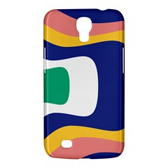 Rainbow Pink Yellow Bluw Green Rainbow Samsung Galaxy Mega 6 3  I9200 Hardshell Case by Mariart