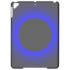 Pure Energy Black Blue Hole Space Galaxy Apple Ipad Pro 9 7   Hardshell Case