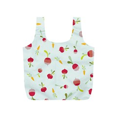 Root Vegetables Pattern Carrots Full Print Recycle Bags (s)  by Mariart