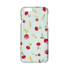 Root Vegetables Pattern Carrots Apple Iphone 6/6s Hardshell Case by Mariart