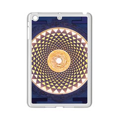 Sahasrara Blue Ipad Mini 2 Enamel Coated Cases by Mariart