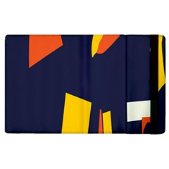 Slider Explore Further Apple Ipad 2 Flip Case by Mariart