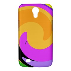 Spiral Digital Pop Rainbow Samsung Galaxy Mega 6 3  I9200 Hardshell Case by Mariart