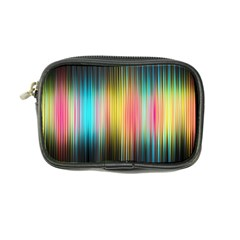 Sound Colors Rainbow Line Vertical Space Coin Purse by Mariart