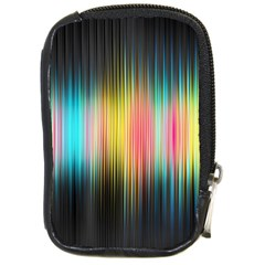 Sound Colors Rainbow Line Vertical Space Compact Camera Cases by Mariart