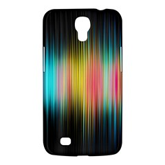 Sound Colors Rainbow Line Vertical Space Samsung Galaxy Mega 6 3  I9200 Hardshell Case by Mariart