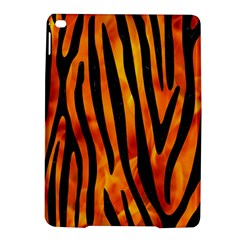 Skin4 Black Marble & Fire Ipad Air 2 Hardshell Cases by trendistuff