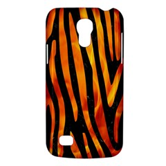 Skin4 Black Marble & Fire (r) Galaxy S4 Mini by trendistuff