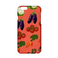 Vegetable Carrot Tomato Pumpkin Eggplant Apple Iphone 6/6s Hardshell Case by Mariart