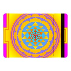 Triangle Orange Pink Apple Ipad Pro 10 5   Flip Case by Mariart