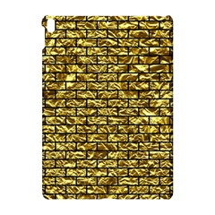 Brick1 Black Marble & Gold Foil (r) Apple Ipad Pro 10 5   Hardshell Case by trendistuff