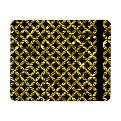 Circles3 Black Marble & Gold Foil Samsung Galaxy Tab Pro 8 4  Flip Case by trendistuff