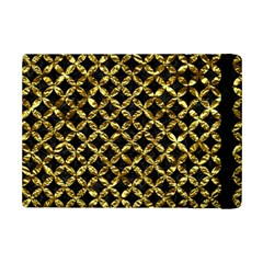 Circles3 Black Marble & Gold Foil Ipad Mini 2 Flip Cases by trendistuff