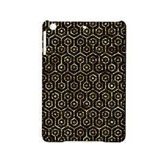 Hexagon1 Black Marble & Gold Foil Ipad Mini 2 Hardshell Cases by trendistuff