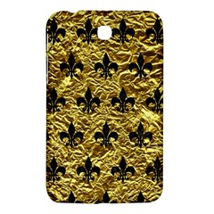 Royal1 Black Marble & Gold Foil Samsung Galaxy Tab 3 (7 ) P3200 Hardshell Case  by trendistuff