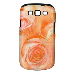Flower Power, Wonderful Roses, Vintage Design Samsung Galaxy S Iii Classic Hardshell Case (pc+silicone) by FantasyWorld7