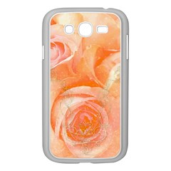 Flower Power, Wonderful Roses, Vintage Design Samsung Galaxy Grand Duos I9082 Case (white) by FantasyWorld7