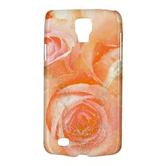 Flower Power, Wonderful Roses, Vintage Design Galaxy S4 Active by FantasyWorld7