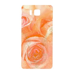 Flower Power, Wonderful Roses, Vintage Design Samsung Galaxy Alpha Hardshell Back Case by FantasyWorld7