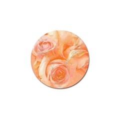 Flower Power, Wonderful Roses, Vintage Design Golf Ball Marker (10 Pack) by FantasyWorld7
