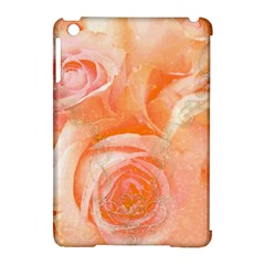 Flower Power, Wonderful Roses, Vintage Design Apple Ipad Mini Hardshell Case (compatible With Smart Cover) by FantasyWorld7
