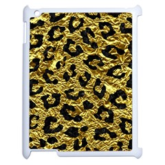 Skin5 Black Marble & Gold Foil Apple Ipad 2 Case (white) by trendistuff