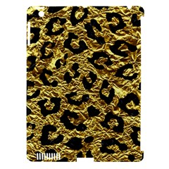 Skin5 Black Marble & Gold Foil Apple Ipad 3/4 Hardshell Case (compatible With Smart Cover) by trendistuff