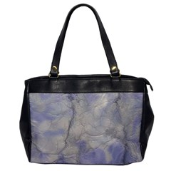 Marbled Structure 5b Office Handbags by MoreColorsinLife