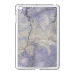 Marbled Structure 5b Apple Ipad Mini Case (white) by MoreColorsinLife