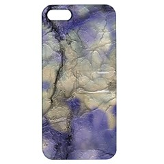 Marbled Structure 5b2 Apple Iphone 5 Hardshell Case With Stand by MoreColorsinLife
