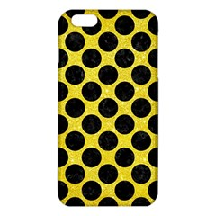 Circles2 Black Marble & Gold Glitter (r) Iphone 6 Plus/6s Plus Tpu Case by trendistuff