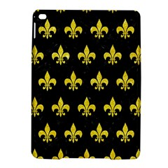 Royal1 Black Marble & Gold Glitter (r) Ipad Air 2 Hardshell Cases by trendistuff