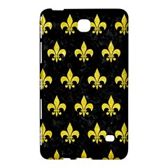 Royal1 Black Marble & Gold Glitter (r) Samsung Galaxy Tab 4 (8 ) Hardshell Case  by trendistuff