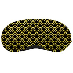 Scales2 Black Marble & Gold Glitterscales2 Black Marble & Gold Glitter Sleeping Masks