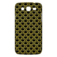 Scales2 Black Marble & Gold Glitterscales2 Black Marble & Gold Glitter Samsung Galaxy Mega 5 8 I9152 Hardshell Case  by trendistuff