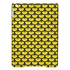 Scales3 Black Marble & Gold Glitter (r) Ipad Air Hardshell Cases