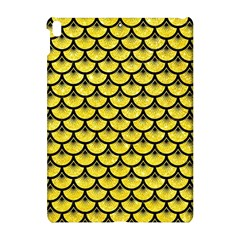 Scales3 Black Marble & Gold Glitter (r) Apple Ipad Pro 10 5   Hardshell Case by trendistuff