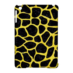 Skin1 Black Marble & Gold Glitter (r) Apple Ipad Mini Hardshell Case (compatible With Smart Cover) by trendistuff