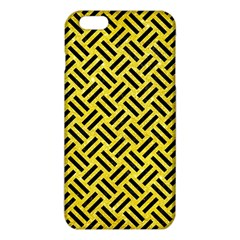 Woven2 Black Marble & Gold Glitter (r) Iphone 6 Plus/6s Plus Tpu Case by trendistuff