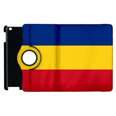Gozarto Flag Apple Ipad 2 Flip 360 Case by abbeyz71