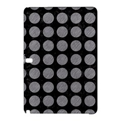 Circles1 Black Marble & Gray Colored Pencilcircle1 Black Marble & Gray Colored Pencil Samsung Galaxy Tab Pro 12 2 Hardshell Case by trendistuff