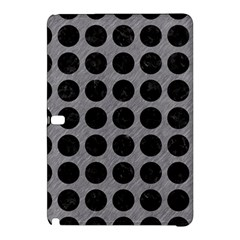 Circles1 Black Marble & Gray Colored Pencil (r) Samsung Galaxy Tab Pro 12 2 Hardshell Case by trendistuff