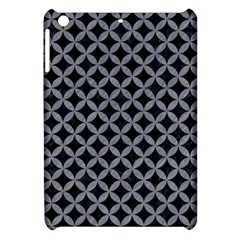Circles3 Black Marble & Gray Colored Pencil Apple Ipad Mini Hardshell Case by trendistuff
