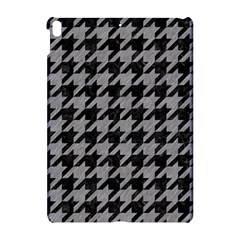 Houndstooth1 Black Marble & Gray Colored Pencil Apple Ipad Pro 10 5   Hardshell Case by trendistuff